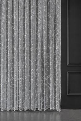 Modern desenli kullanışlı tül (R-2833)